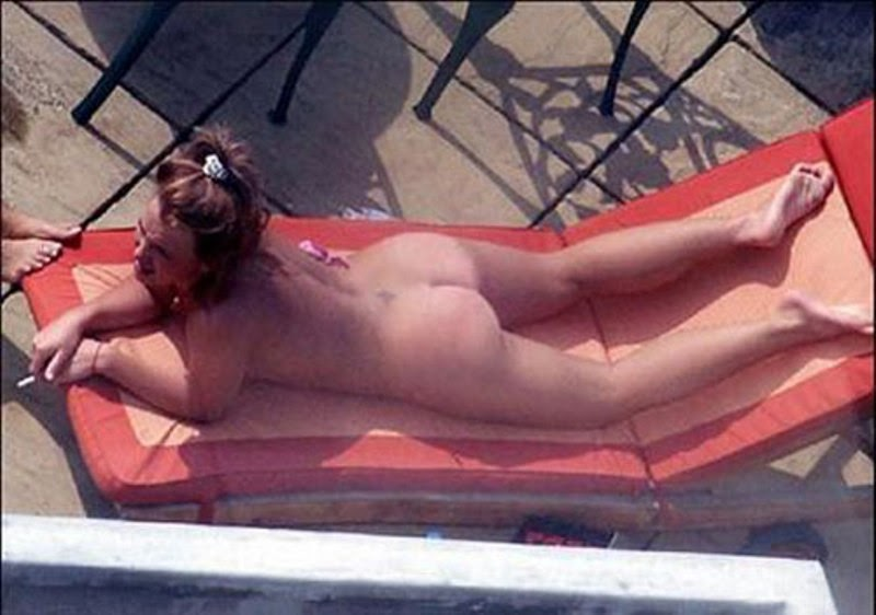 Britney spears uncensored ass pics