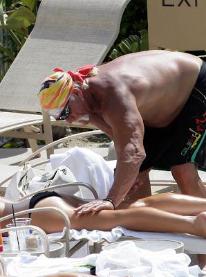 Hulk Hogan Ass 70