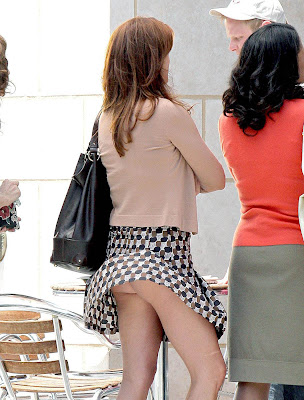 Kate Walsh Upskirt No Panty or Thong Pictures
