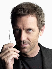 DR. HOUSE....Hugh Laurie