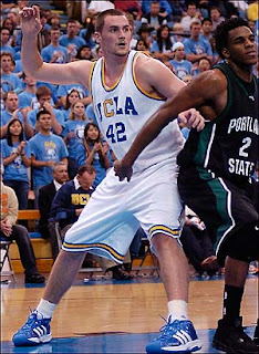 Kevin Love con UCLA