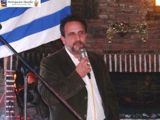 Senador Jorge Saravia