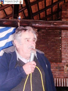 Ministro José Mujica