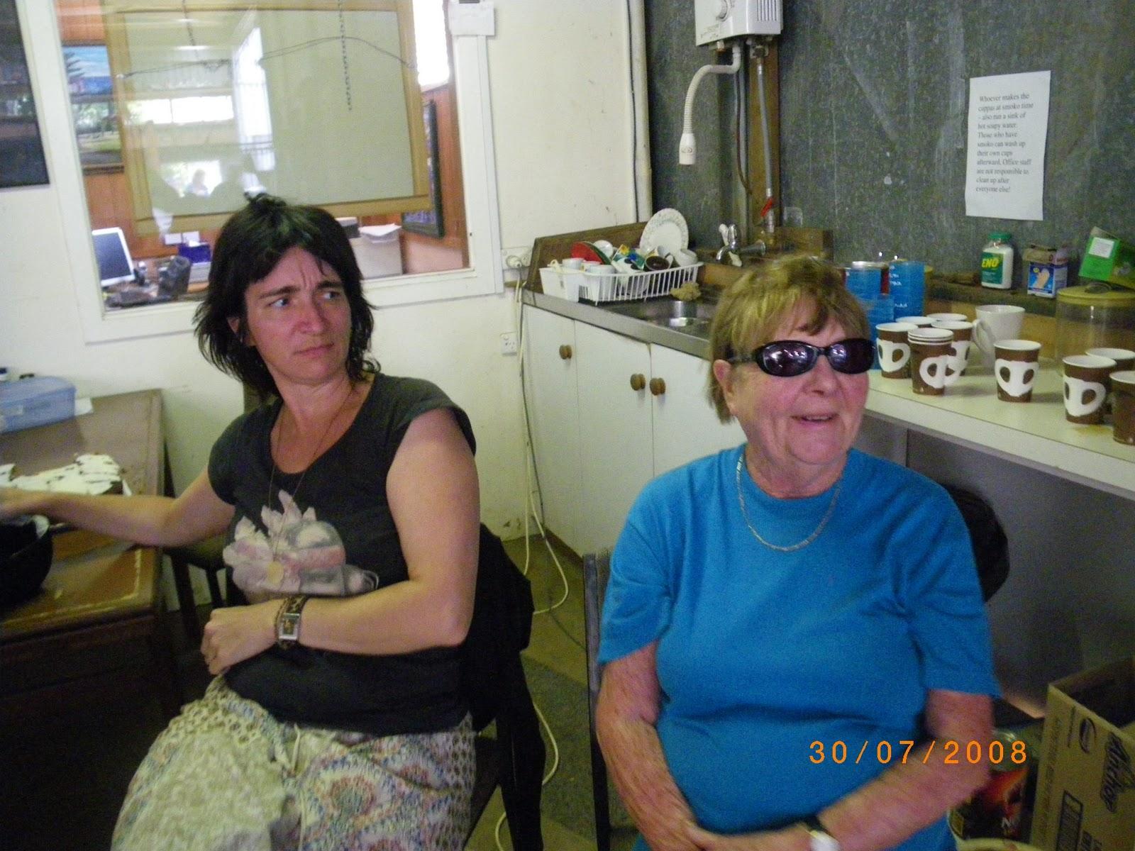 Norfolk Island Pony Club  Equestrian Association Aug 09-7282
