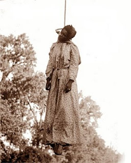 Photo: Laura Nelson, Lynching Victim
