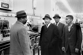 Martin Luther King, Woolworth Sit-ins