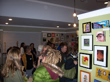 Small Works Holiday Show Opening Reception