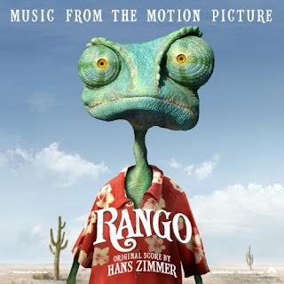Canzone di Rango  - Musica di Rango - Colonna sonora di Rango