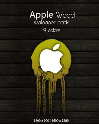 wooden wallpaper. wood wallpaper. apple wooden