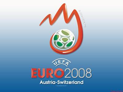 Euro 2008 Logo Wallpaper - (1024x768)