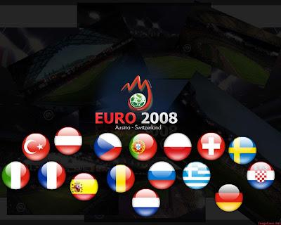Euro 2008 Countries Wallpaper - (1280x1024)