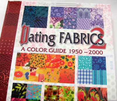 Dating fabric book