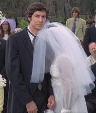Man, I got James Bond to show up at my wedding!!