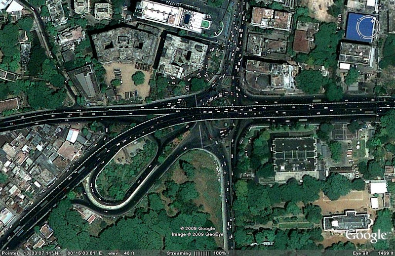 anna flyover accident