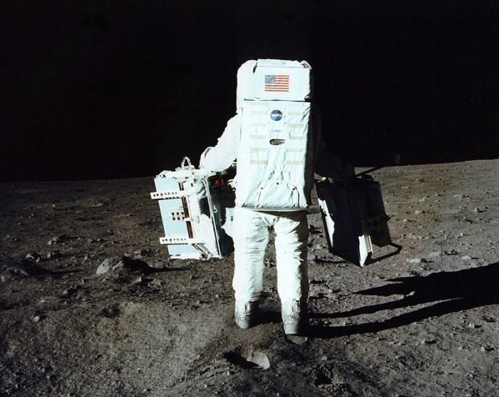 apollo 11 space debris - photo #37