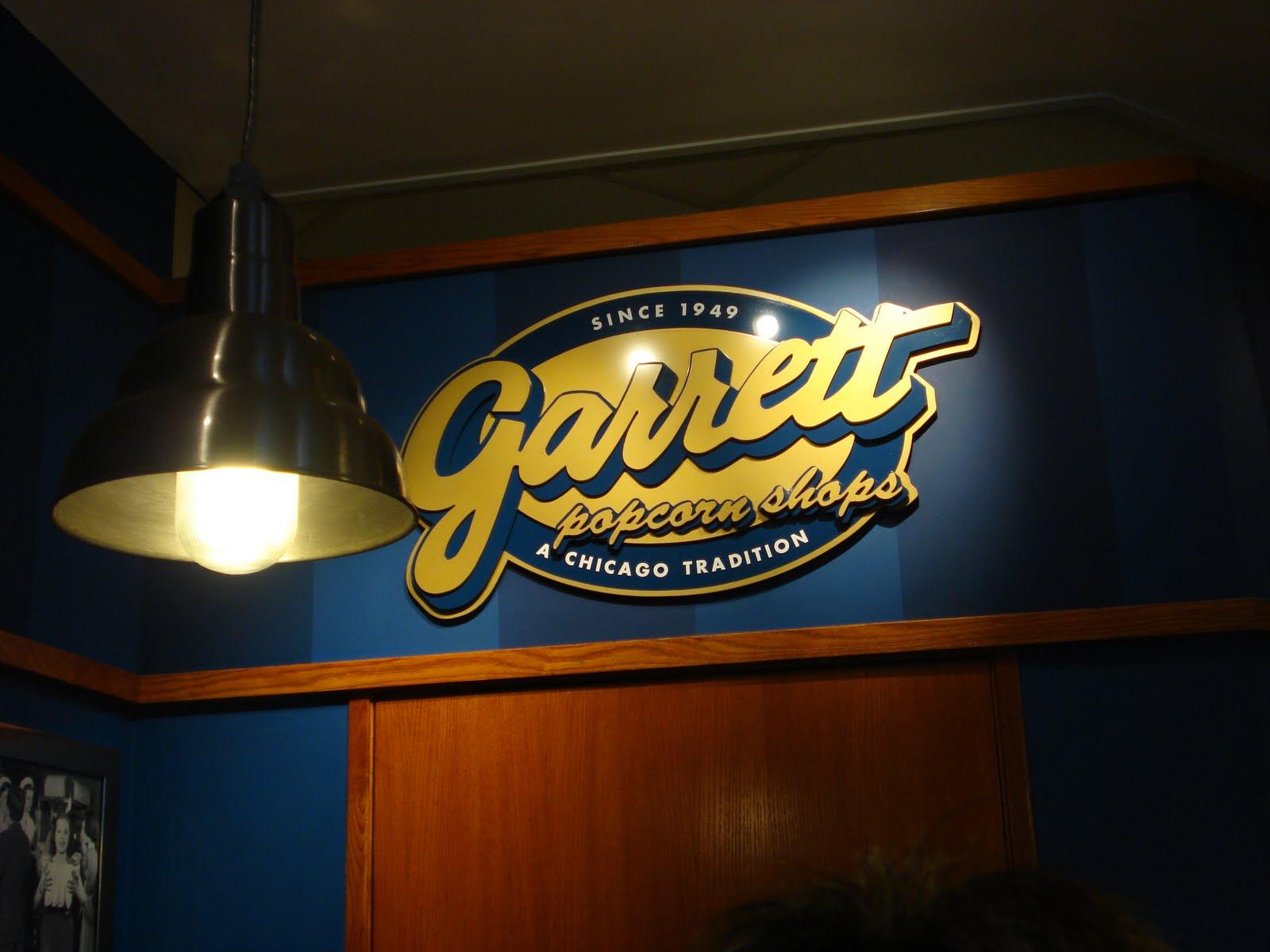 Popping Popcorns at Garrett!   Frannywanny