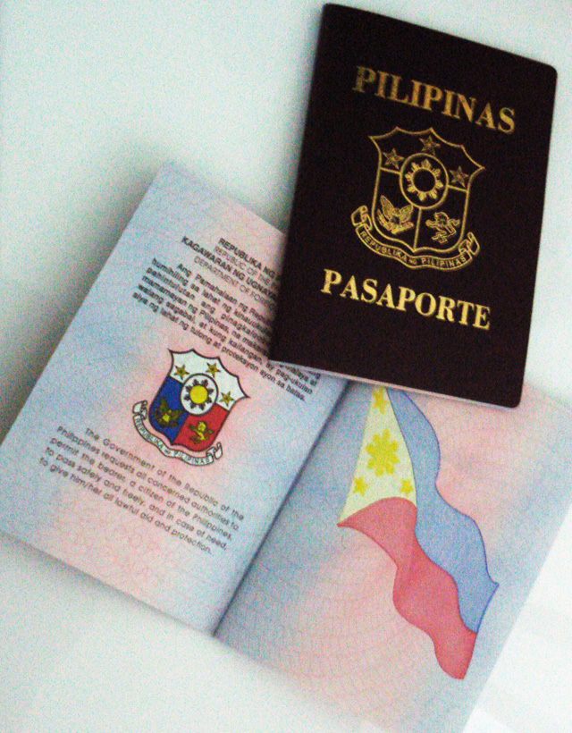 Time Left On Passport To Travel