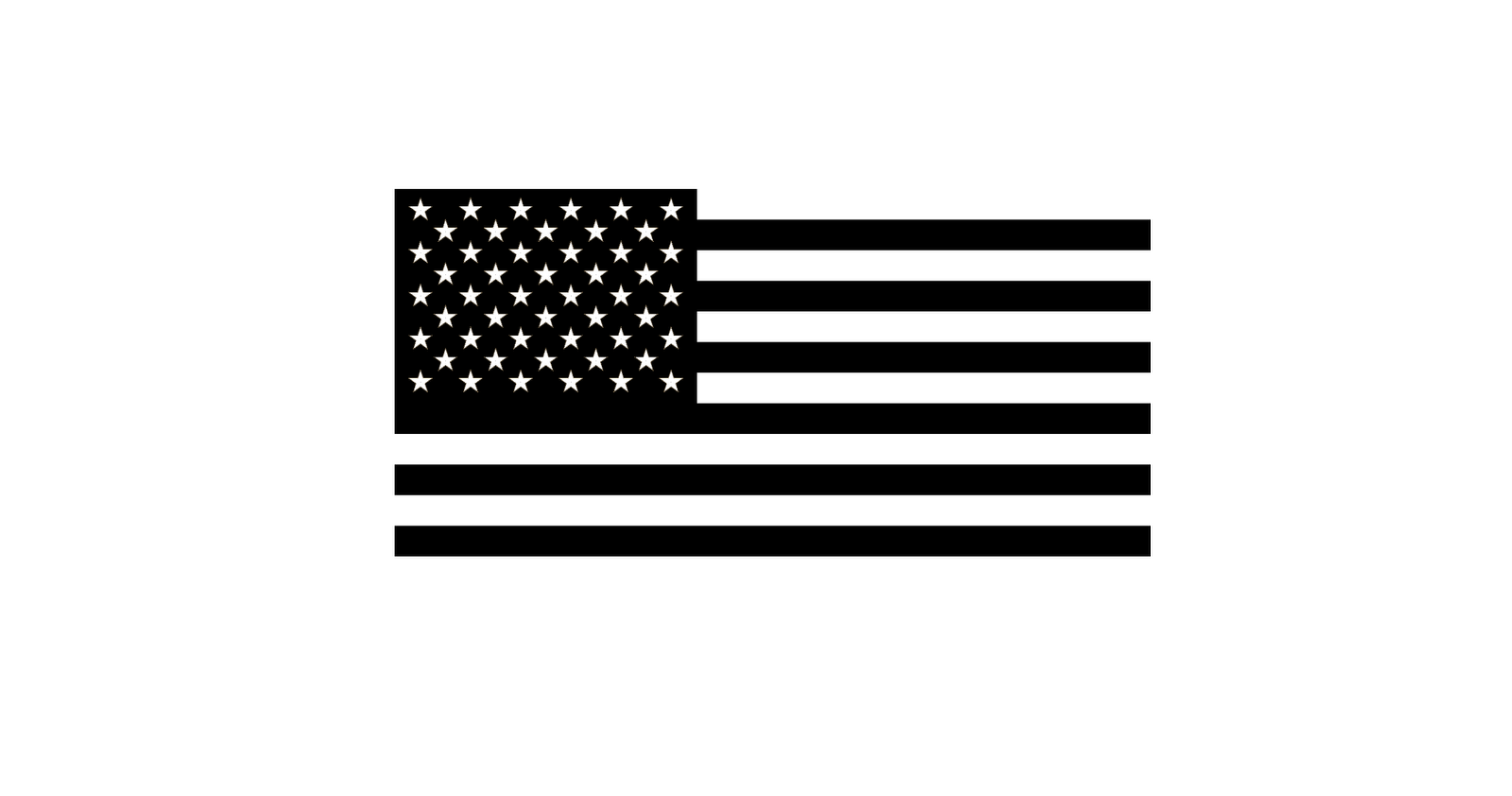 flag american clipart patch meaning dispatcher dog usa gifts line clipground spangled rude leather pmb chaparral combs mc rd thin