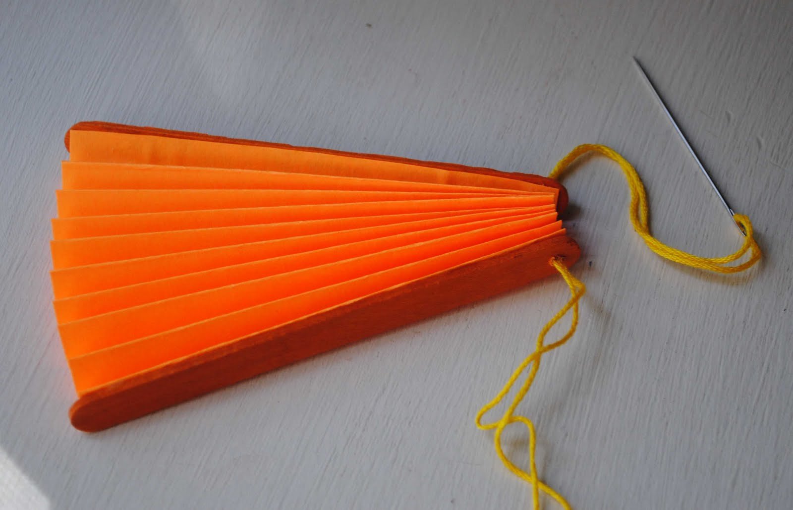 Accordion Paper Craft