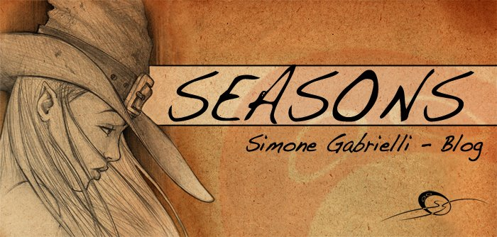 Seasons - Simone Gabrielli Blog