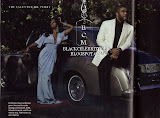 Tyler Perry & Denise Boutte photo shoot; plus Tyler Perry film news.