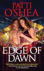Cover of Edge of Dawn by Patti O'Shea