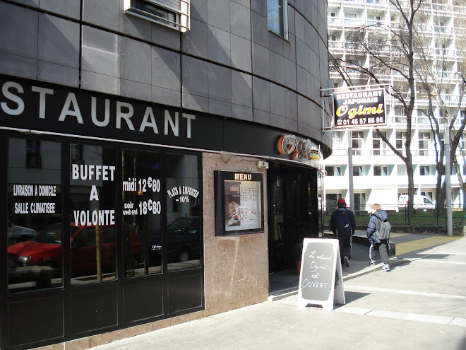 Restaurant Japonais  Rue Balard