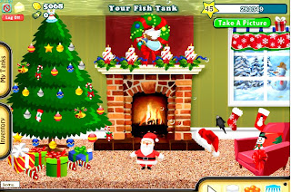 fish world facebook christmas