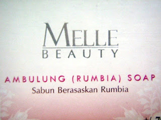 reviews skin care melle beauty ambulung rumbia soap