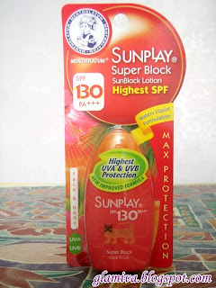 review on Sunplay Super Block Sunblock Lotion Highest SPF (SPF 130 PA+++) from watsons karamunsing kota kinabalu sabah