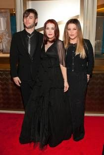 Backinmemphis Priscilla Presley Honored As Woman Of The Year