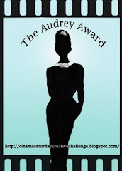 The Audrey Award from Cinema Saturday