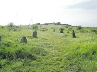 Stone Tombs Cimmerians, Scythians, Sarmatians, Huns, Hazaras, Cumans