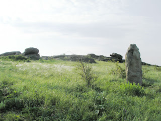 Reserve Stone Tombs