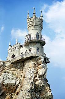 Swallow's Nest. Crimea