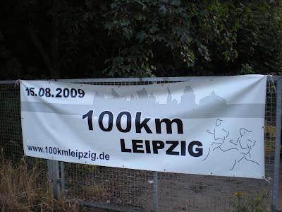 Joe Kelbel: 100 Km von Leipzig: Lauf am Auensee