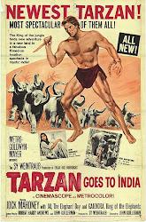 Tarzan Vai a Índia Dublado Online