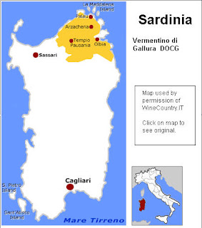 Wine Connections: A Sardinian White