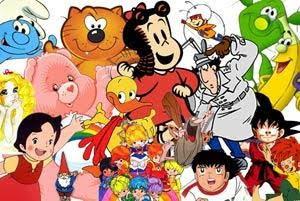 Bienvenido A Mi Gran Morada Dibujos Animados De Mi Infancia 1980