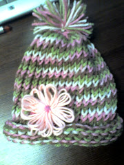Loomed Child Hat