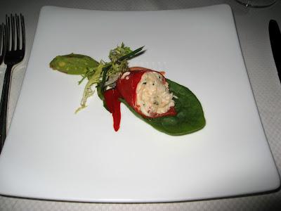 Lump Crab Stuffed Piquillo Pepper