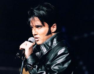 Best Elvis Impersonator Ever Yvan's Grac...