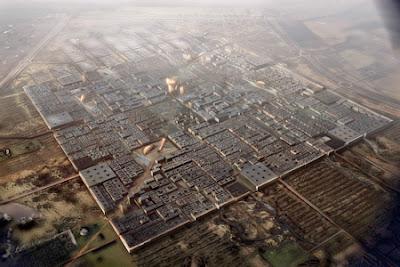 masdar+norman+foster+abu+dhabi Masdar, la ciudad ecológica de Norman Foster