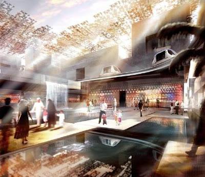 masdar+norman+foster+abu+dhabi+4 Masdar, la ciudad ecológica de Norman Foster