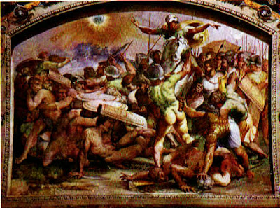 Raphael, 'Joshua Stops the Sun.'