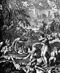 The Plague of Hail