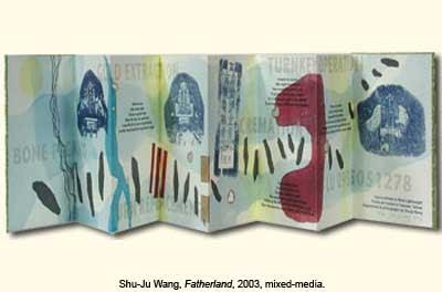 Shu-Ju Wang, 'Fatherland', 2003.