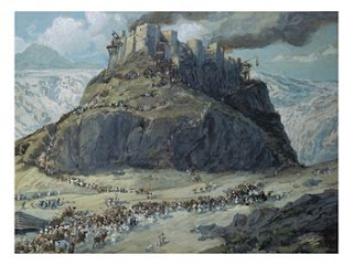 Tissot, The Conquest of the Amorites