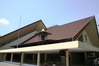 Ahi Roofing Malaysia Catholic Church S Fransiskus