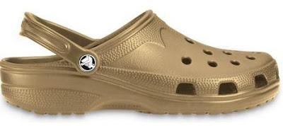 1d8f539060 The popular Crocs sandal. I think it looks a bit like a toad. Sorry Crocs  fans! :)